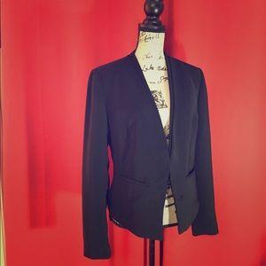 Halogen black blazer. Size M